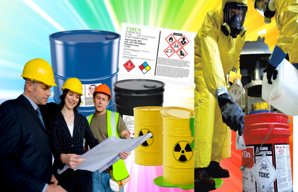 Hazardous Chemicals Management