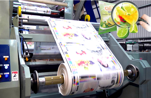 Excellence Rotogravure Printing
